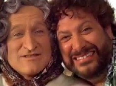 Fierstein, who will write the book for the musical, played Williams' brother in the film.
