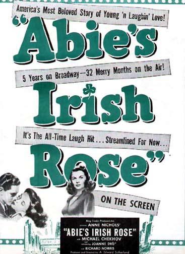 Poster for Abie's Irish Rose