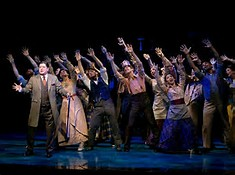 Finding Neverland Lunt Fontane on Broadway