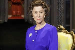 Helen Mirren as Queen Elizabeth II in The Audience.