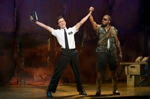 Book of Mormon is still going strong.