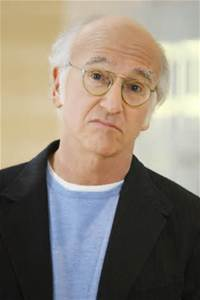 """Larry David must be feeling """"pretty, pretty good"""" about Fish in the Dark."""