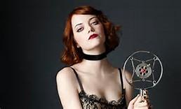 Emma Stone Cabaret and Oscar nominee