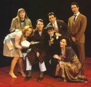 Falsettos original Broadway cast.