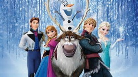 Film Frozen to be Broadway musical