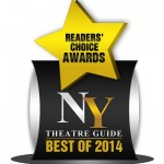 The NY Theatre Guide Voting Ballot for 2014 Readers' Choice Awards Is Open