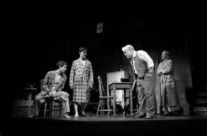 The original production of Death of a Salesman.