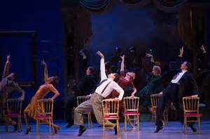 An American in Paris has received numerous nominations this year.