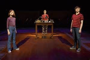Fun Home is nominated for Score and Book.
