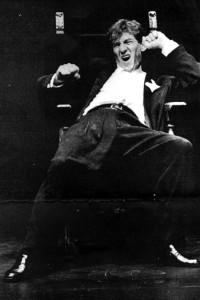 McKellen in Acting Shakespeare.