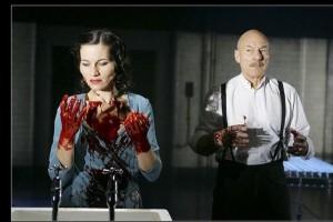 Perhaps he felt a bit murderous that night. Who could blame McKellen if he did?