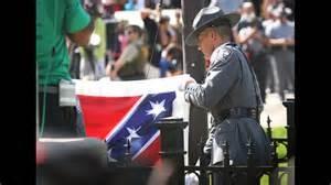 South Carolina retires Confederate flag.