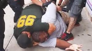 Eric Garner's death.