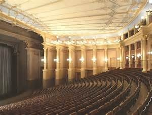 Wagner's theatre.