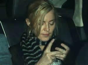 Madonna guilty!