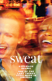 Sweat is one of the shows with a digital lottery.